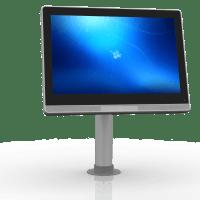 Uniq190C Multimedialny komputer przemysłowy front